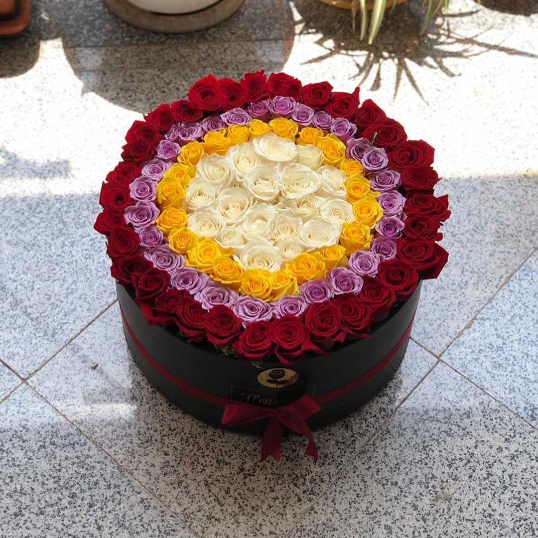 خرید گل رز با کیفیت